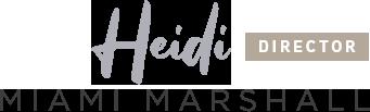 Heidi Miami Marshall